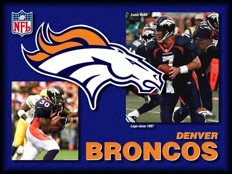 Denver Broncos wallpaper screensaver themes skin  Always Sport 800x600