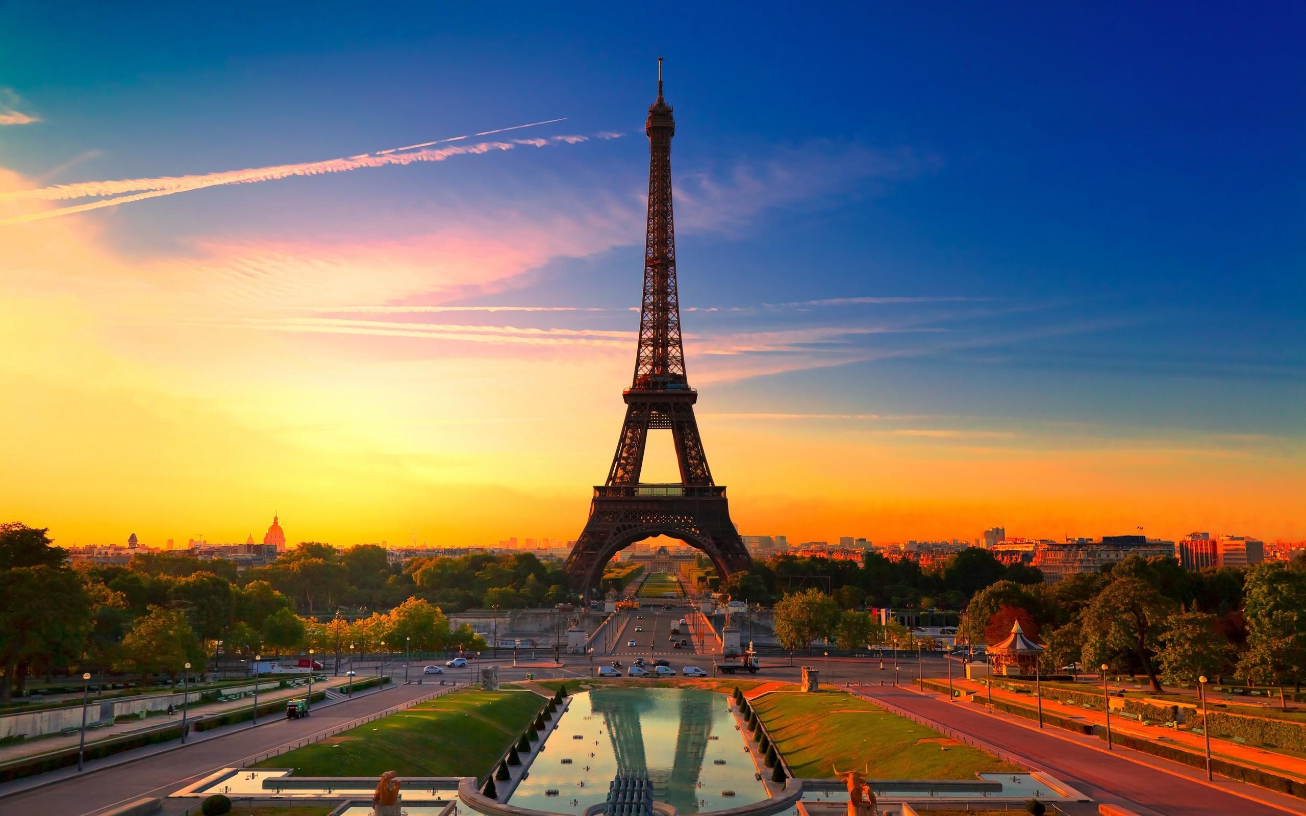 Fonds dcran Tour Eiffel tous les wallpapers Tour Eiffel 2560x1600