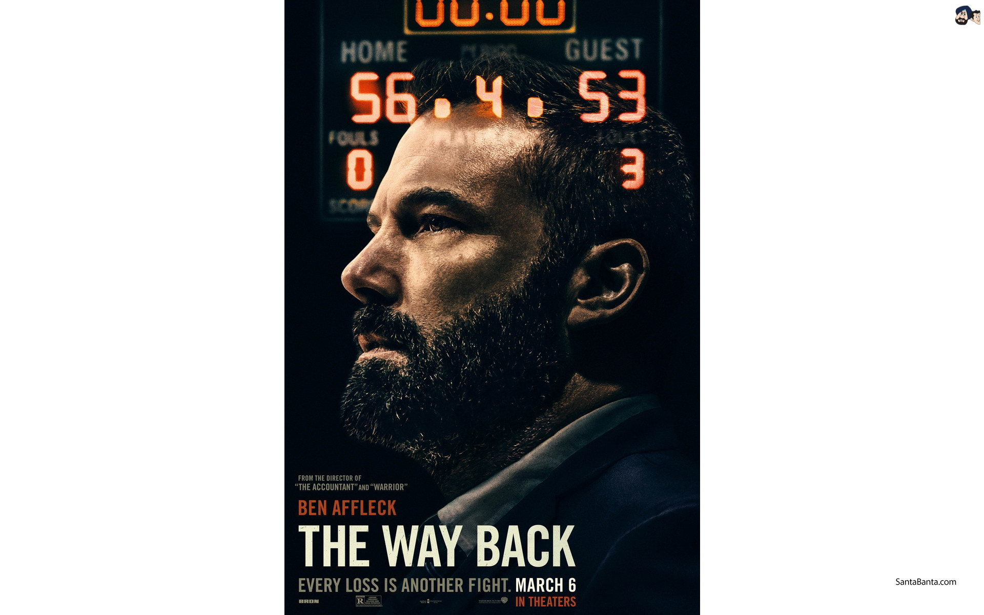 Gavin O`Connor`s sports drama film `The Way Back` Releasing March 1920x1200