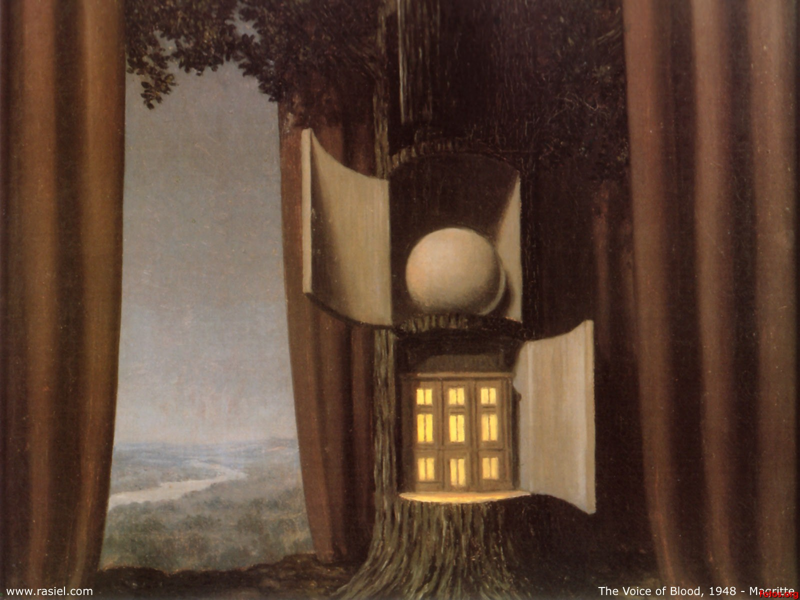 Magritte Wallpapers   500 Collection HD Wallpaper 1600x1200