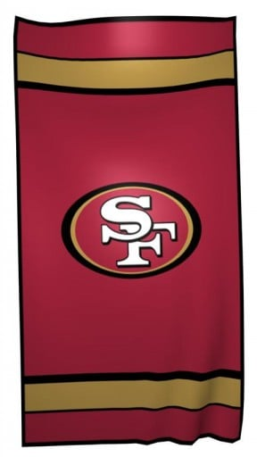 49ers Live Wallpaper App for Android by Mantis Design Group Inc 288x512