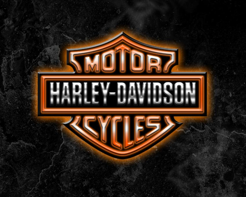 Harley Davidson Logo Sign Desktop HD Wallpapers   Fullsize Wallpaper 849x679