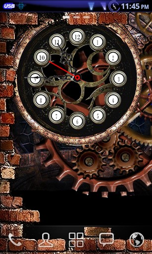 Steampunk Wallpaper 720P App for Android 307x512