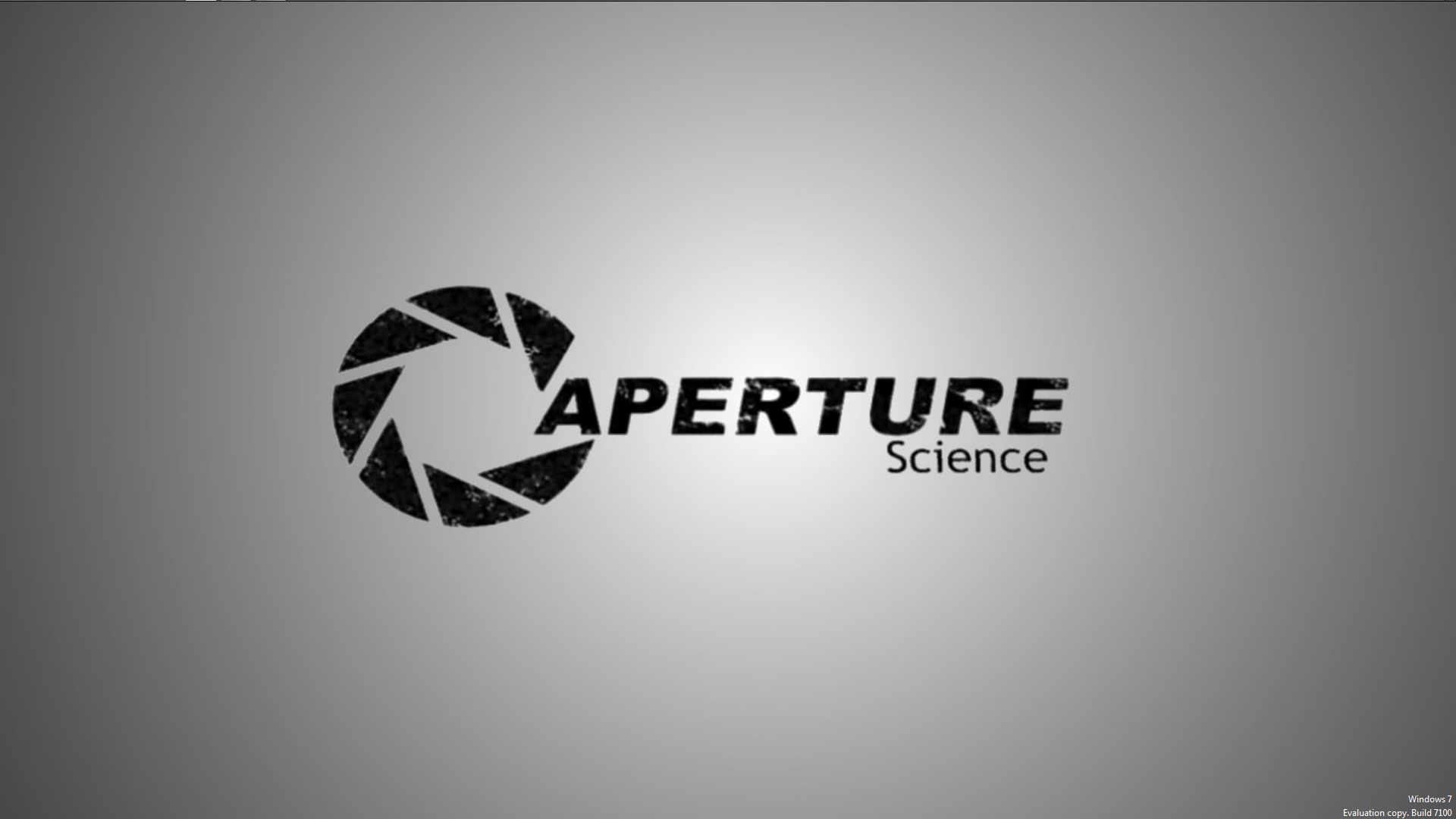 [37+] Aperture Laboratories Wallpaper HD on WallpaperSafari