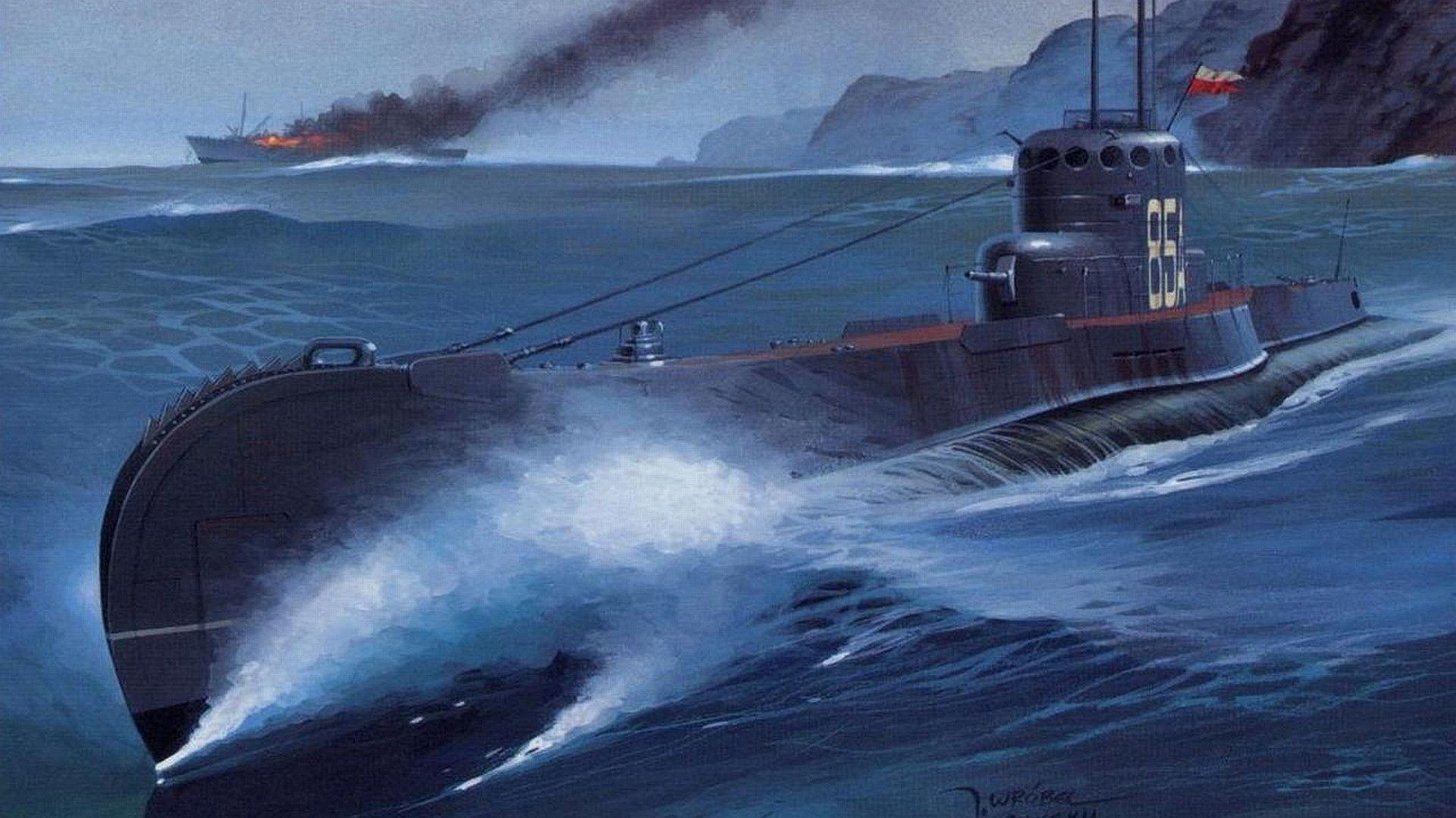Submarine Wallpapers 1920x1080