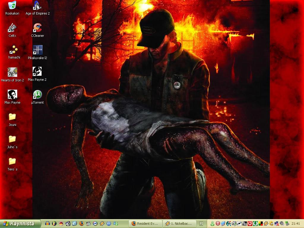 Youre Safe Now Wallpaper Background Theme Desktop 1024x768