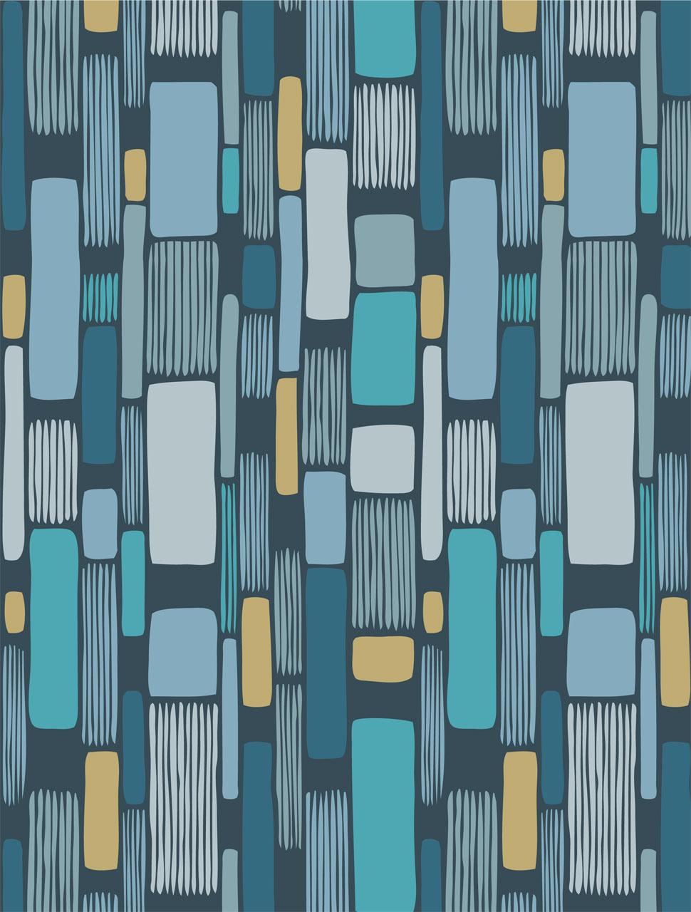 modern geometric wallpaper geology shardjpg 970x1280