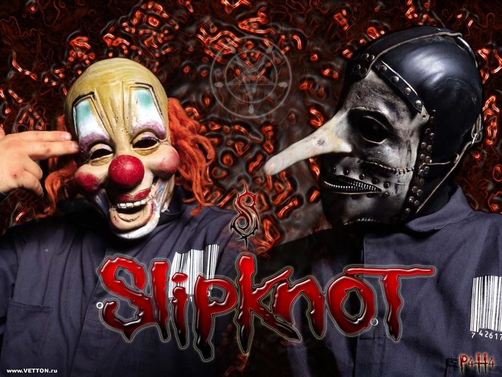 Funny Slipknot Masks desktop wallpaper pictures Funny Slipknot Masks 1024x768