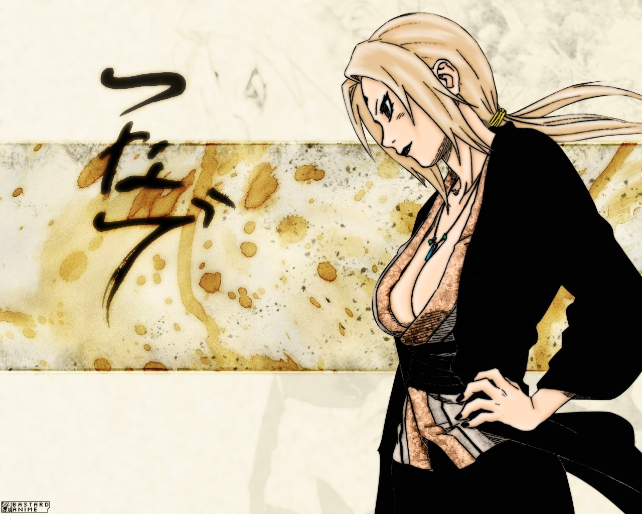Tsunade Wallpapers 1280x1024