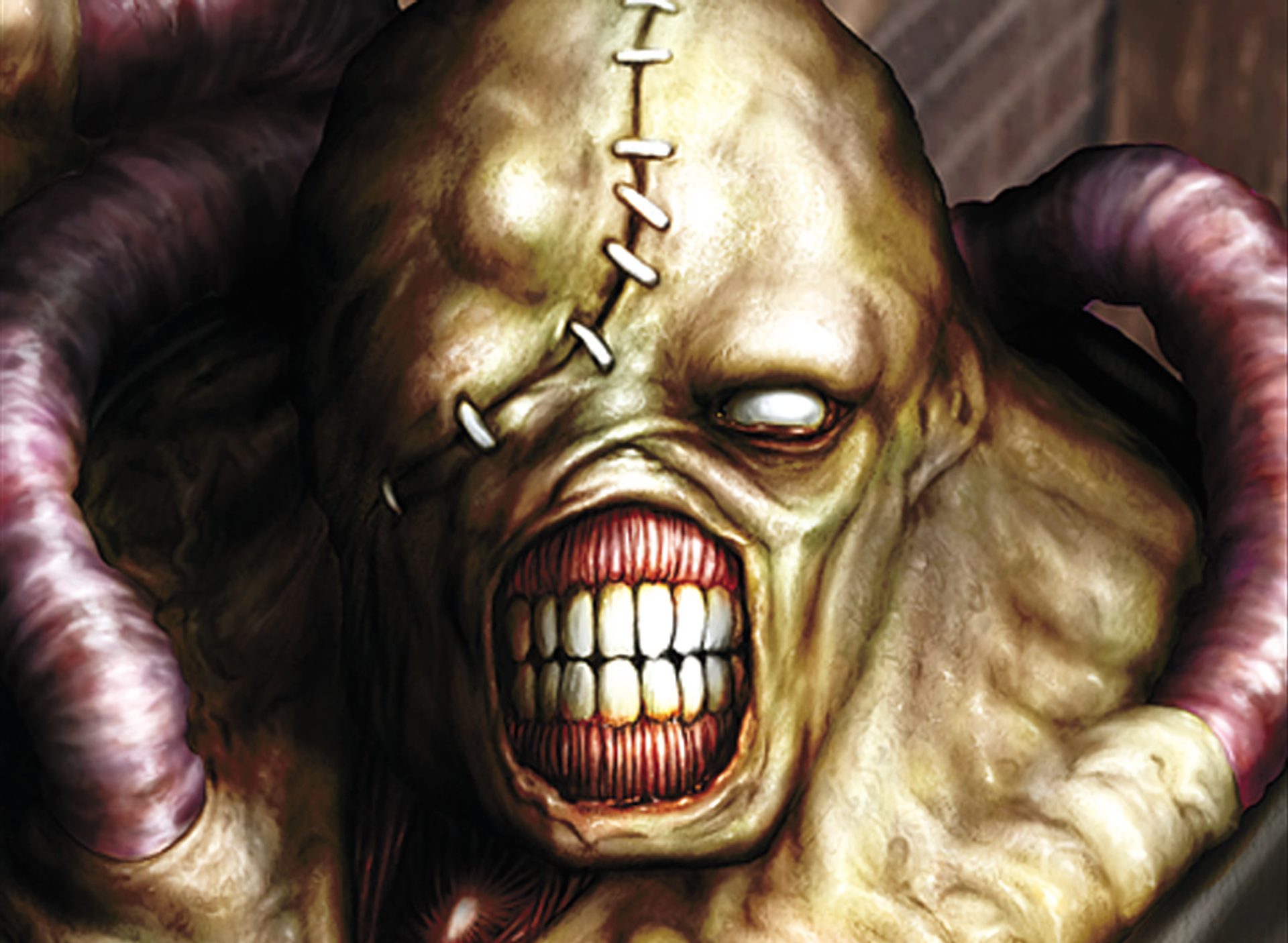 6 Resident Evil 3 Nemesis HD Wallpapers Background Images 1920x1406