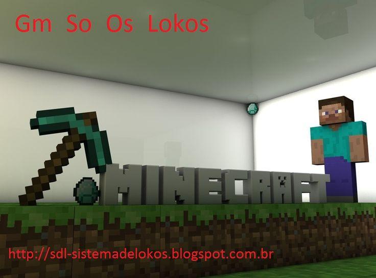 Minecraft Wall Borders SISTEMA DE LOKOS Videos de Minecraft 736x545