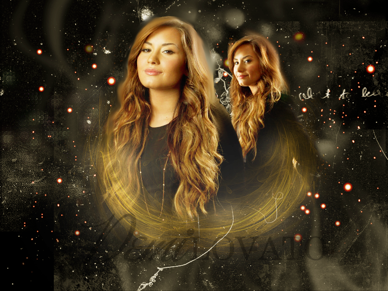 Demi Lovato Wallpaper by nguyenhaianh 800x600
