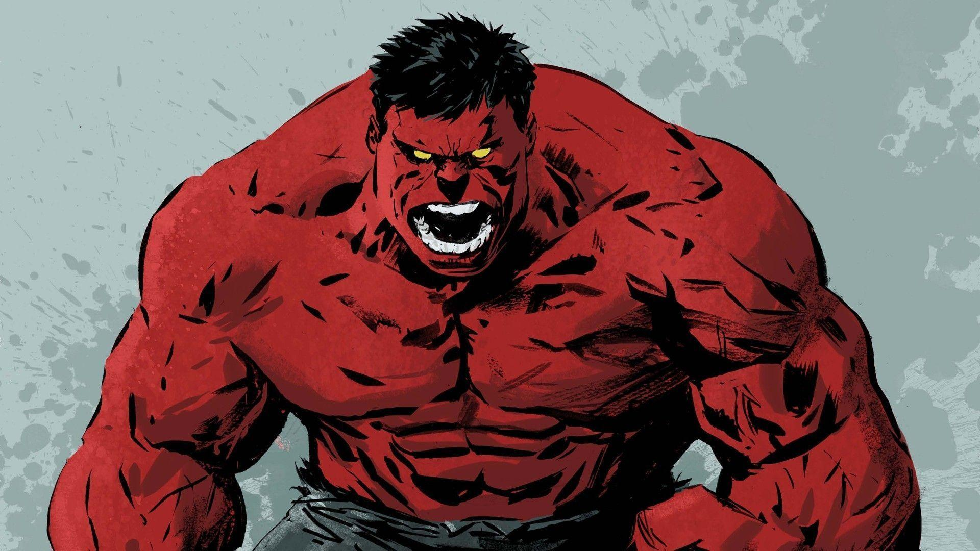 Red Hulk Wallpapers 1920x1080