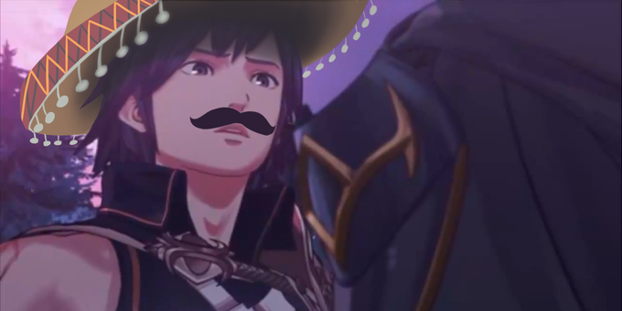 Fire Emblem  You deserve better from me than one taco and a world of 680x341