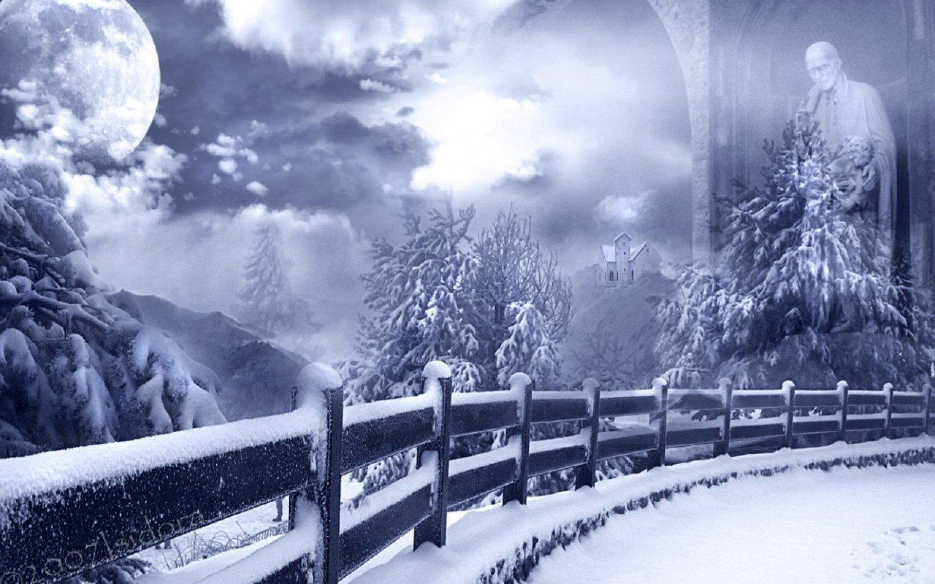 Beautiful Winter Images 1920x1200
