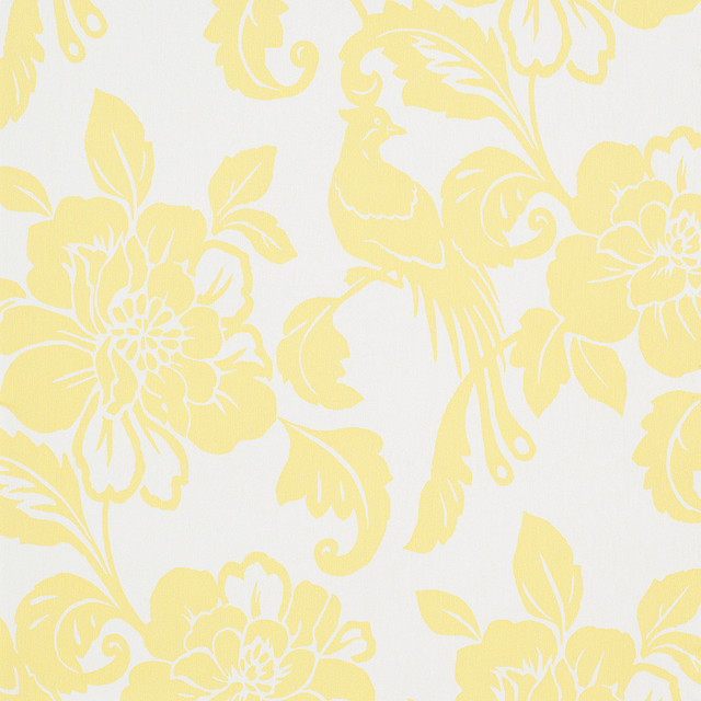 yellow and white wallpaper - wallpapersafari