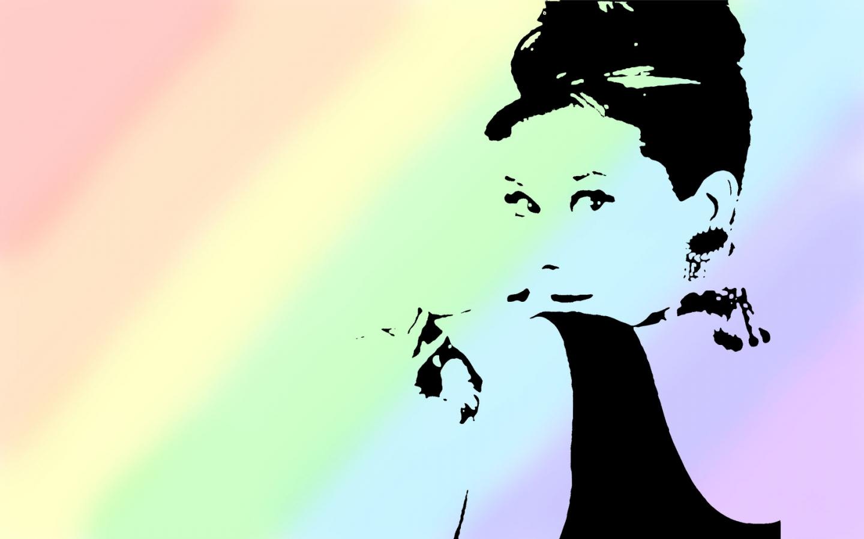 Audrey Hepburn 1440x900