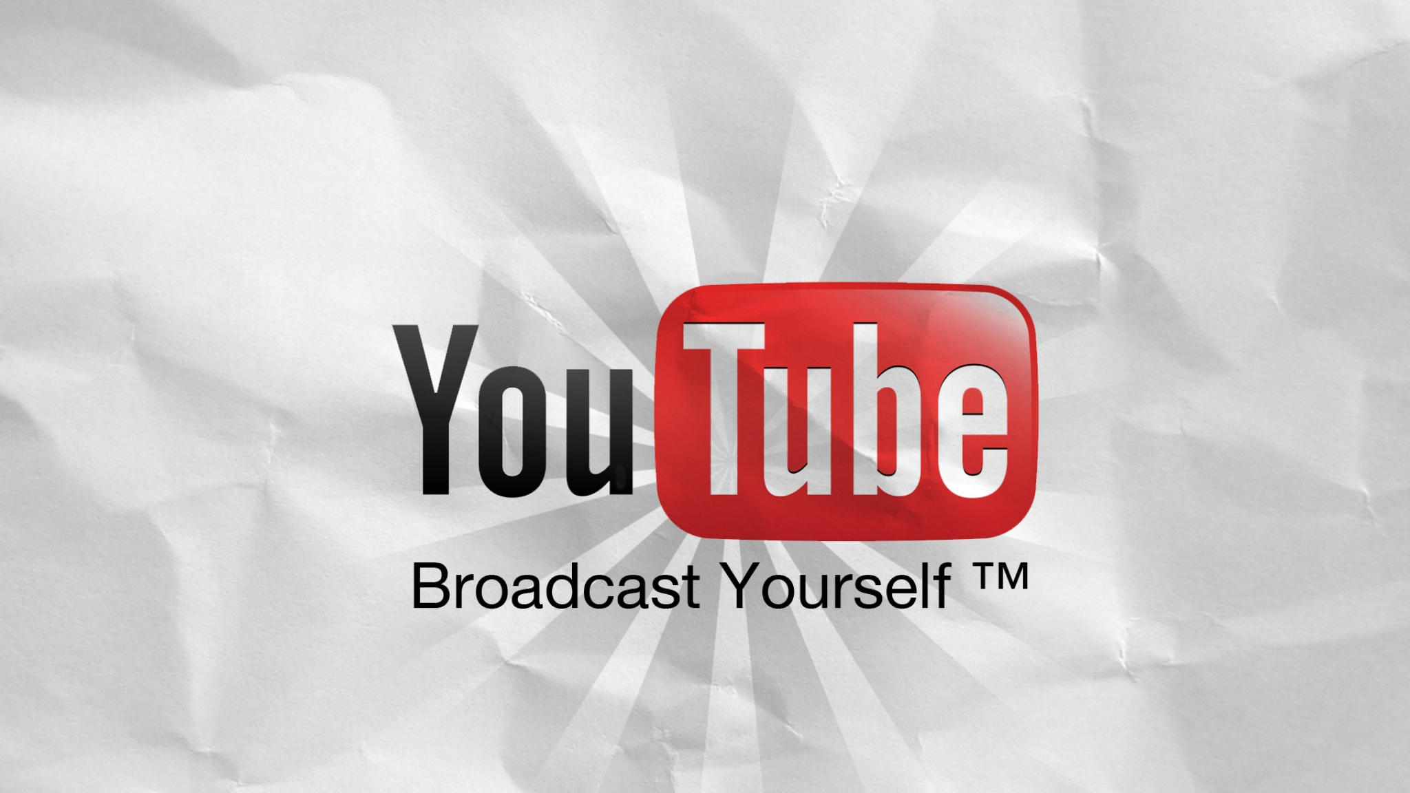 Wallpaper 2048x1152 youtube logo information portal HD HD Background 2048x1152
