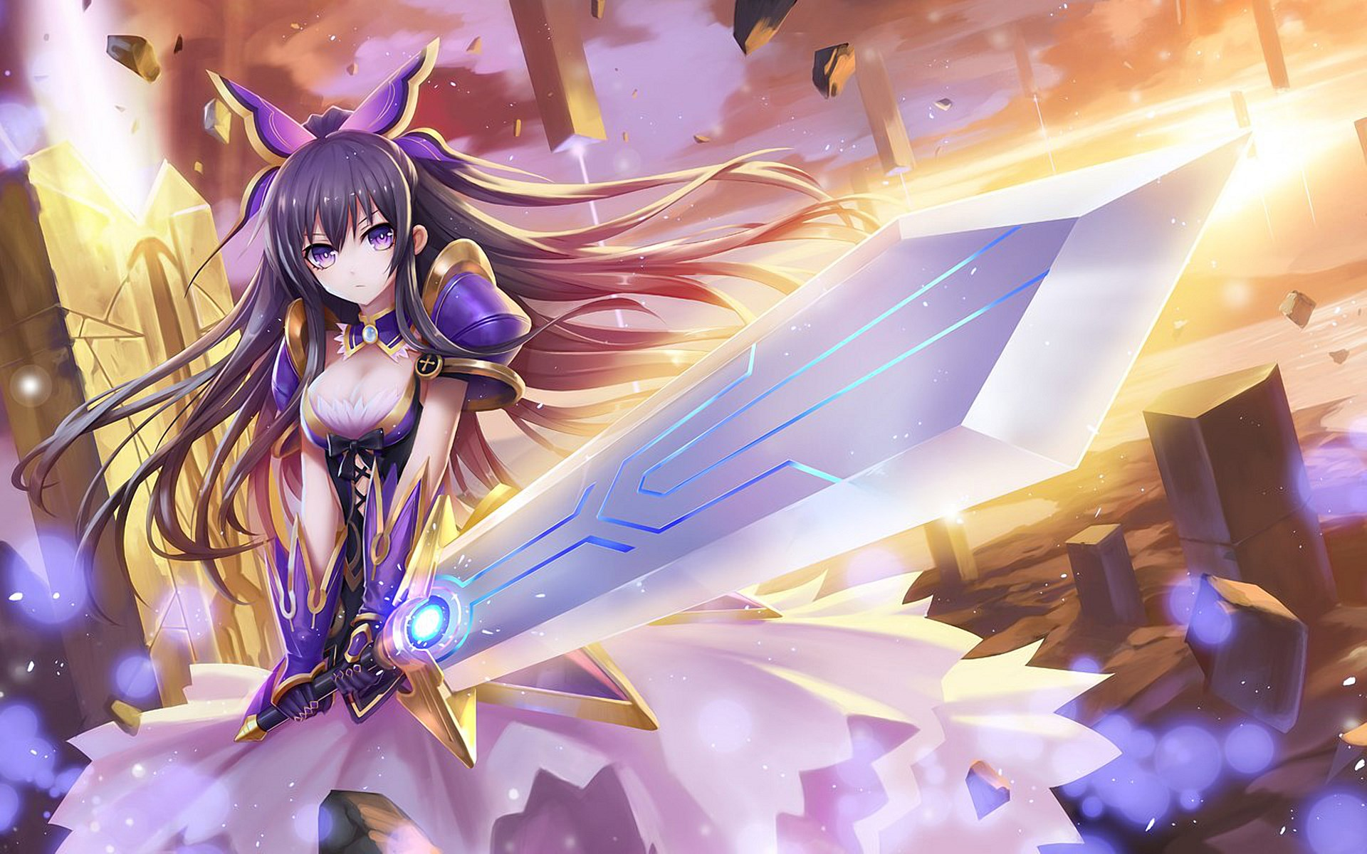 Date A Live Wallpaper Holly Thomas 2017 03 28 1920x1200
