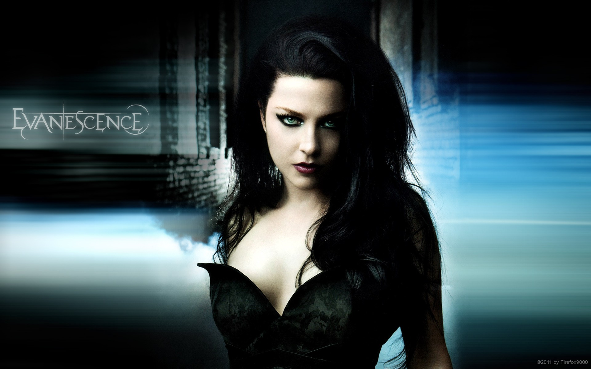 Amy lee evanescence wallpaper background 1920x1200
