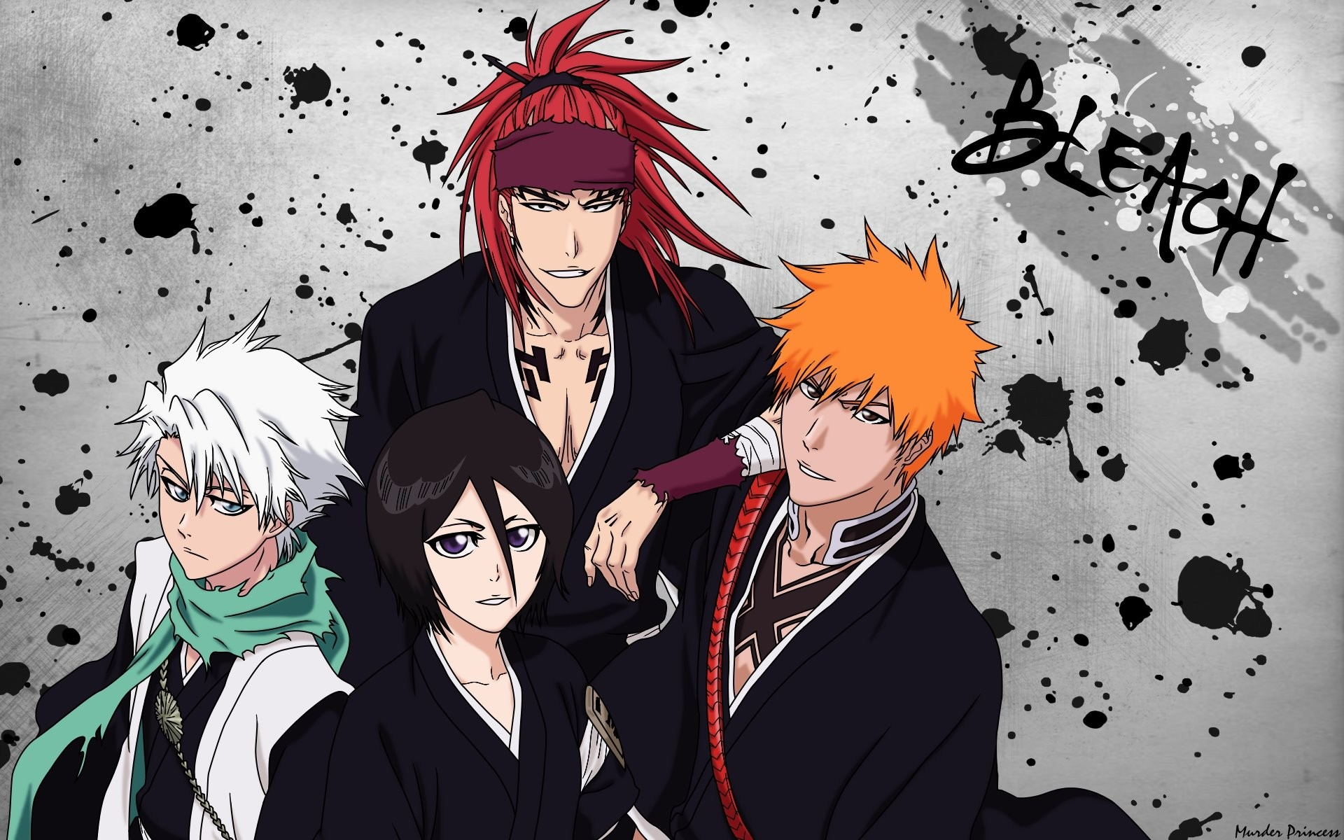 Bleach Anime Wallpaper Hd Bleach kurosak 1920x1200