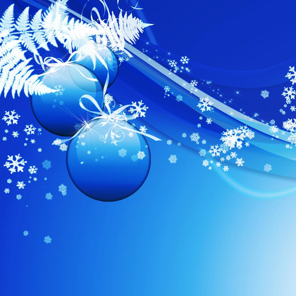 Christmas Holiday amp Festival iPad iPad 2 iPad mini Wallpapers HD 1024x1024