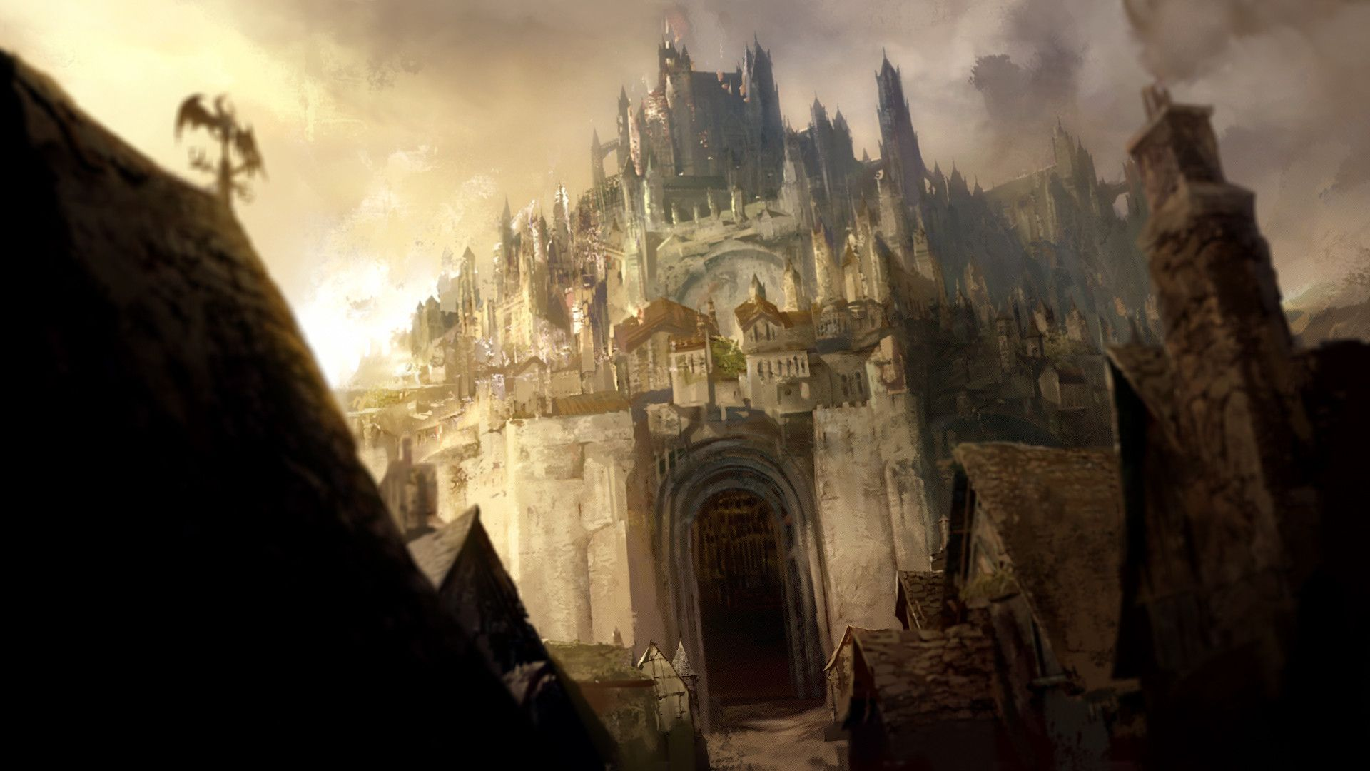 Guild Wars 2 Animated Wallpaper 42805 HD Pictures Top Wallpaper 1920x1080