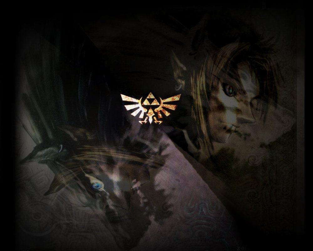 Twilight Princess Wallpaper by Keidranx on deviantART 999x799