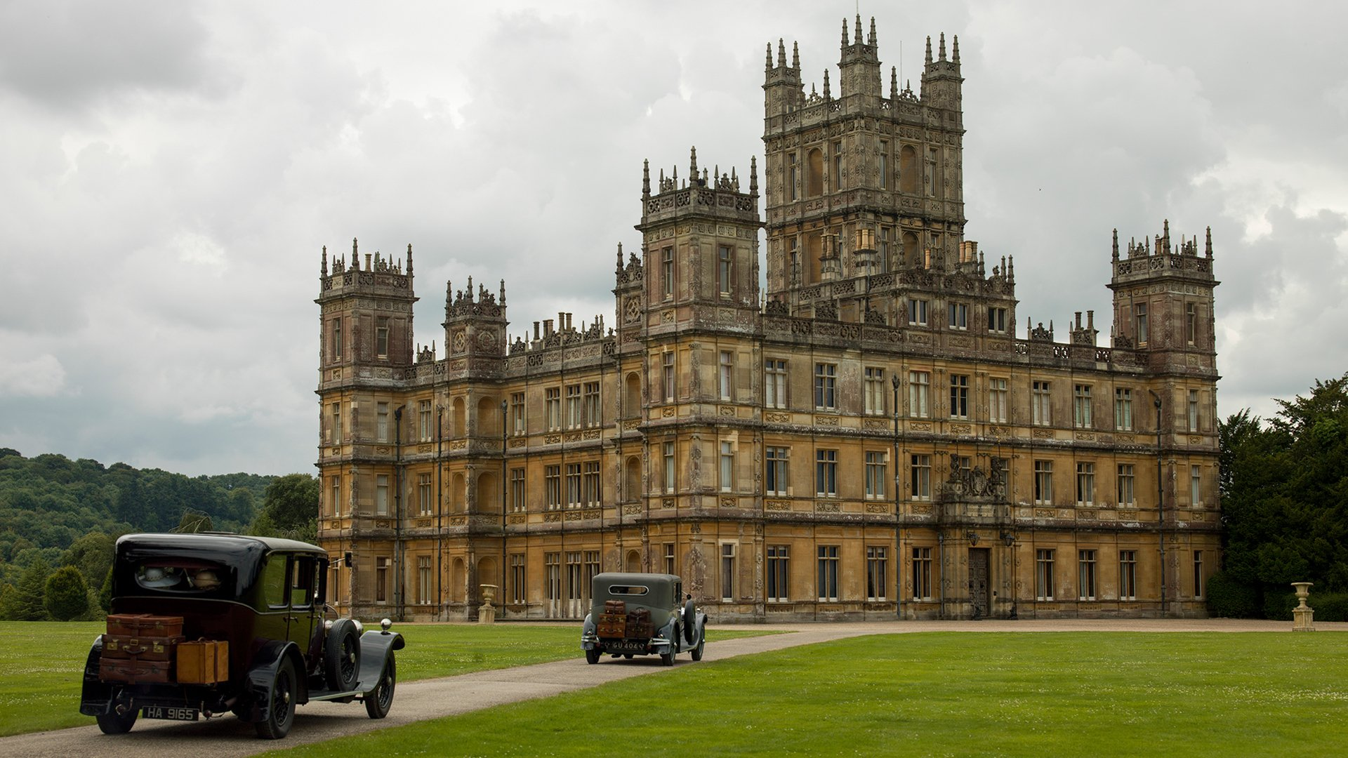 32 Downton Abbey HD Wallpapers Background Images 1920x1080