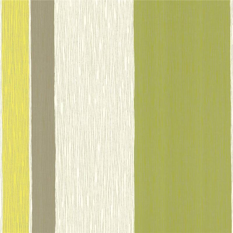 Blue lime and brown stripe border