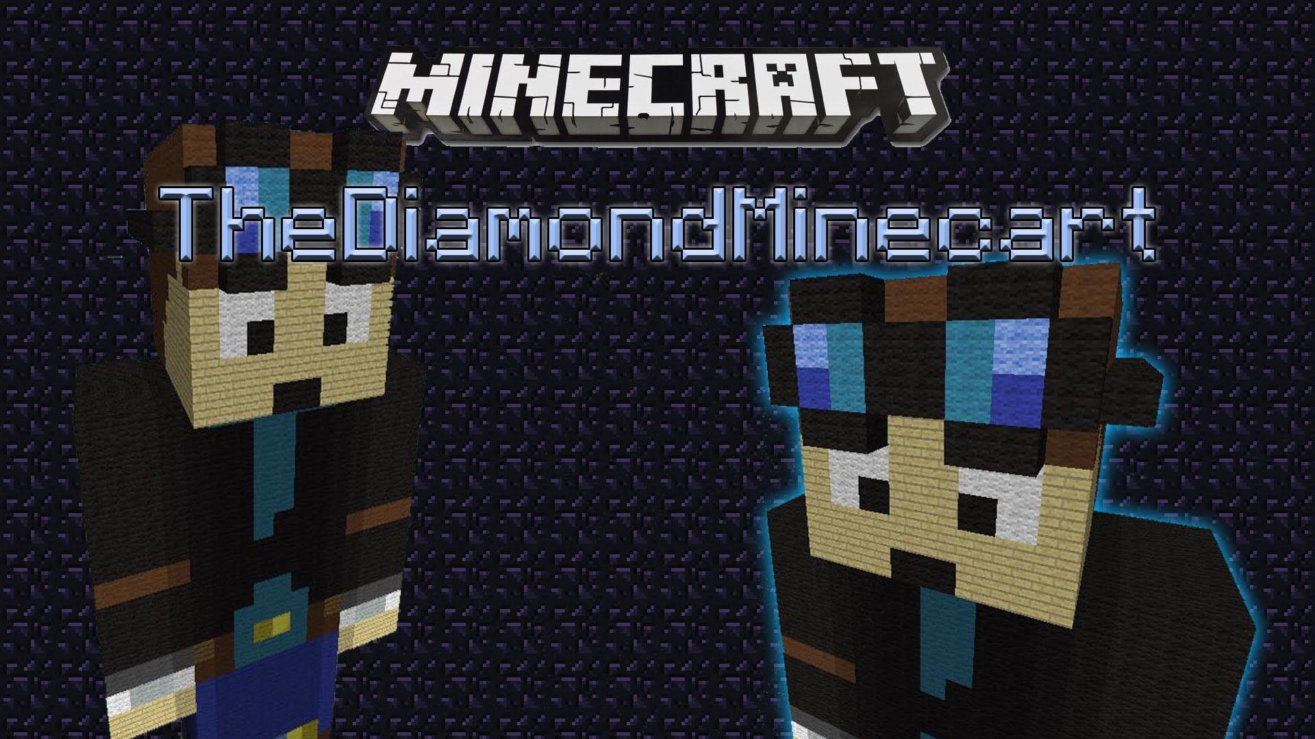 MineHouse 1 DanTDM aka TheDiamondMinecart 1920x1080