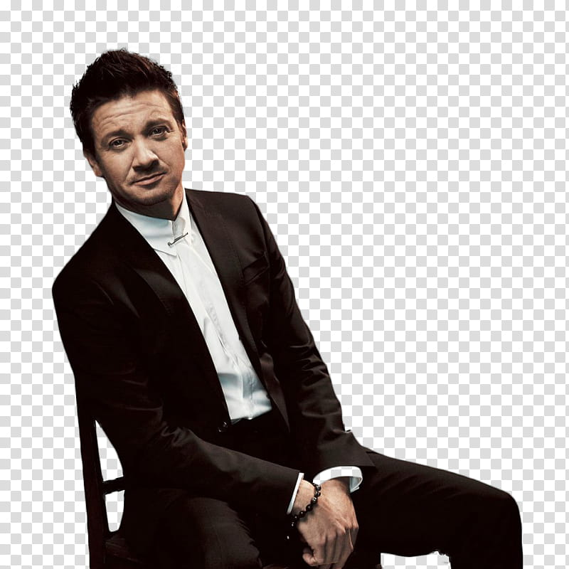Jeremy Renner MQ transparent background PNG clipart HiClipart 800x800