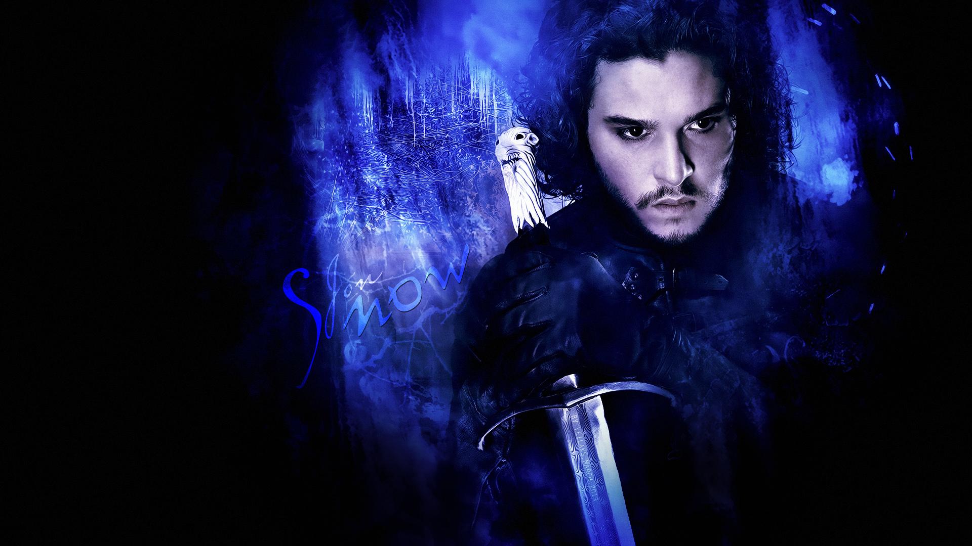 Game Of Thrones Jon Snow Hd Wallpaper Flip Wallpapers Download 1920x1080