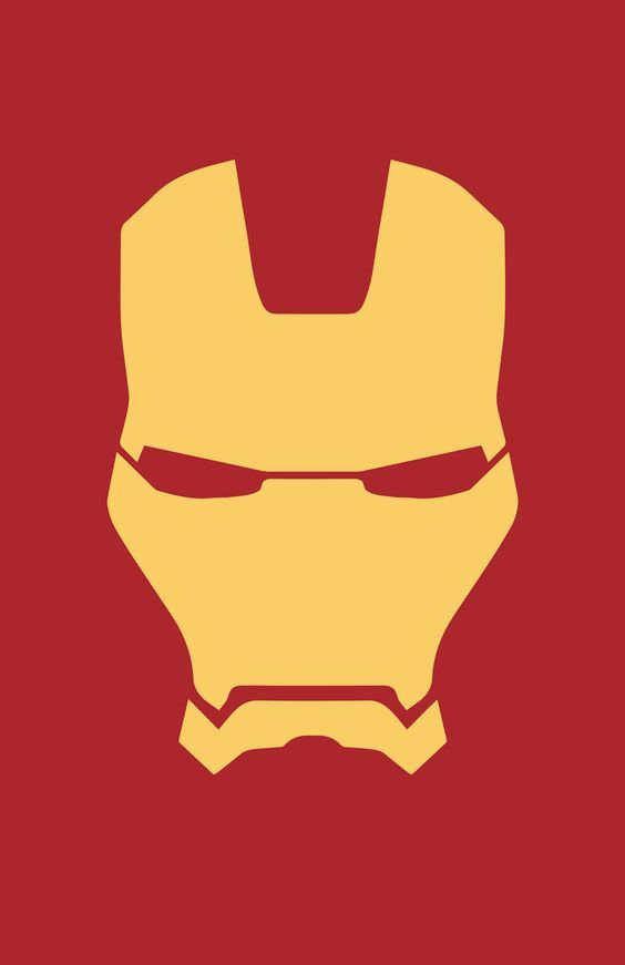 Iron Man Face Wallpaper 564x871