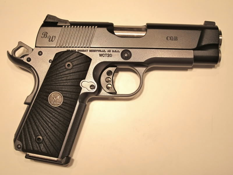 Sfera Gun Club Wilson Combat Bill Wilson Carry 45 ACP 800x600