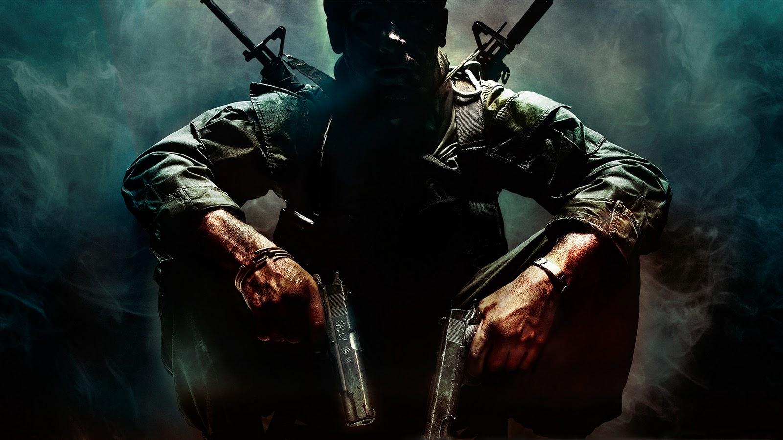 Call of Duty HD Wallpaper - WallpaperSafari