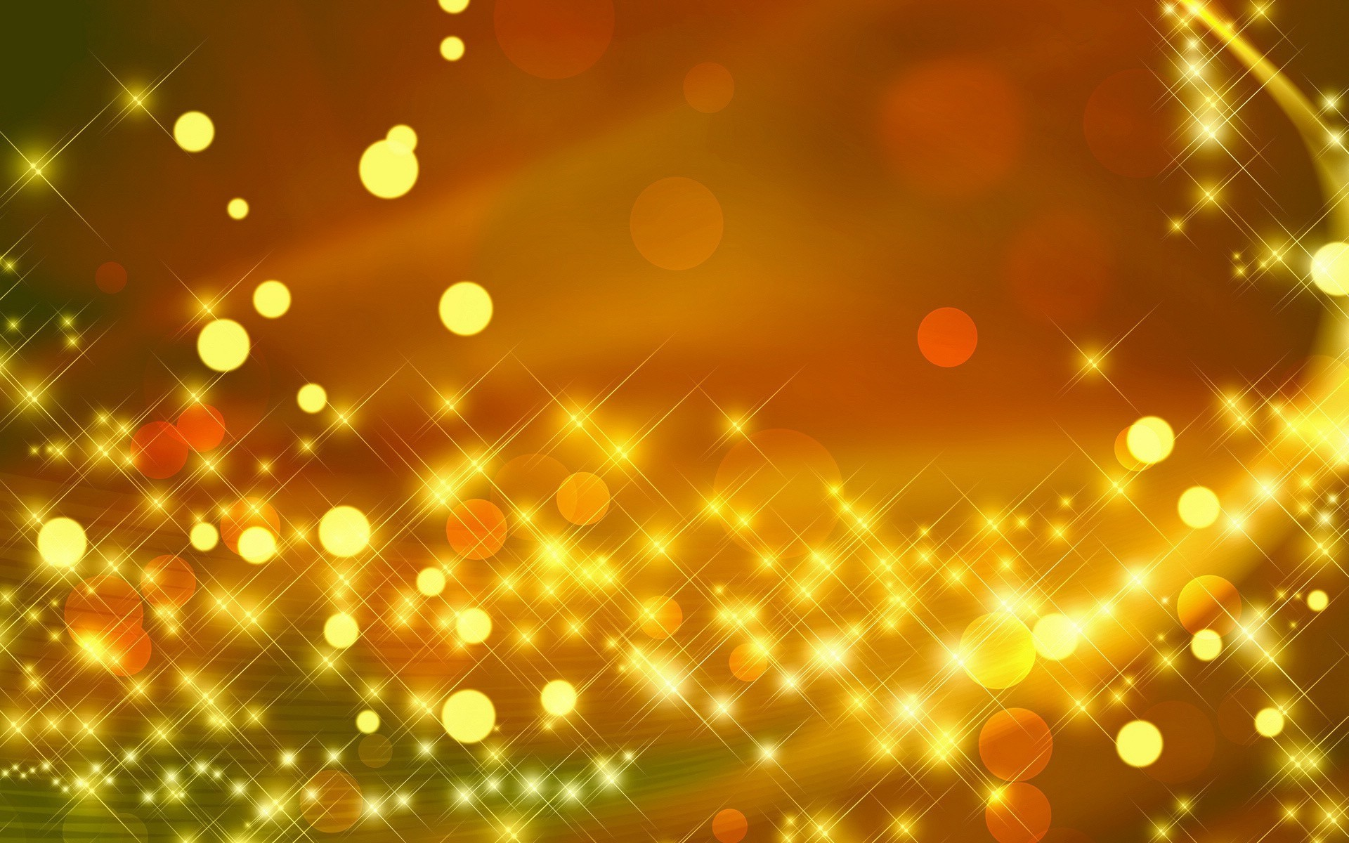 yellow glitter wallpaper