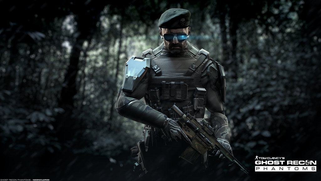 Ghost Recon Phantoms Wallpaper - WallpaperSafari