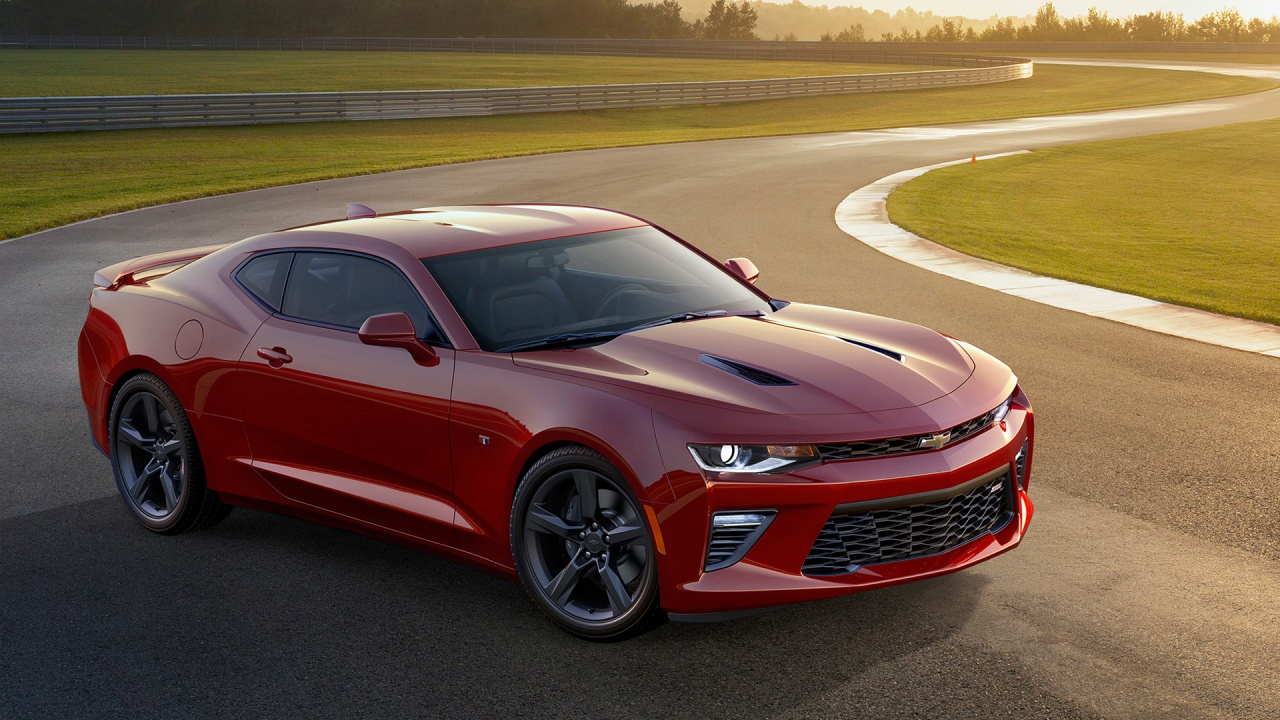 2016 Chevrolet Camaro Wallpaper HD Car Wallpapers 1280x720