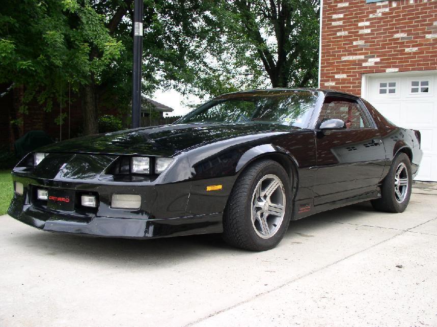 1989 Chevrolet Camaro Iroc Z 57L Pictures Mods Upgrades 858x642