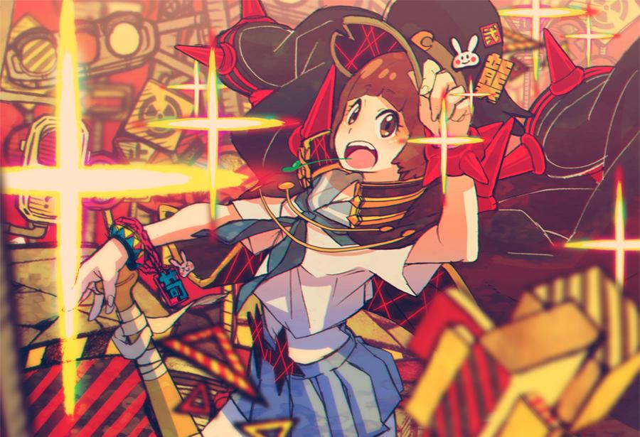 Mankanshoku Mako   KILL la KILL   Zerochan Anime Image Board 900x615