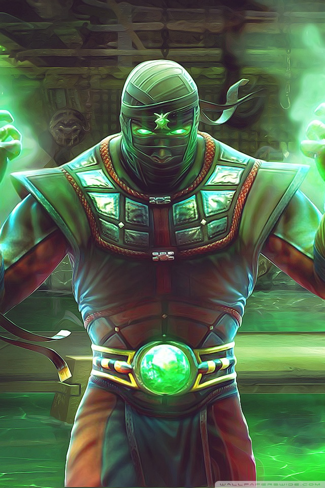 wallpapers kombat mortal desktop wallpaper   46 iPhone Wallpaper 640x960