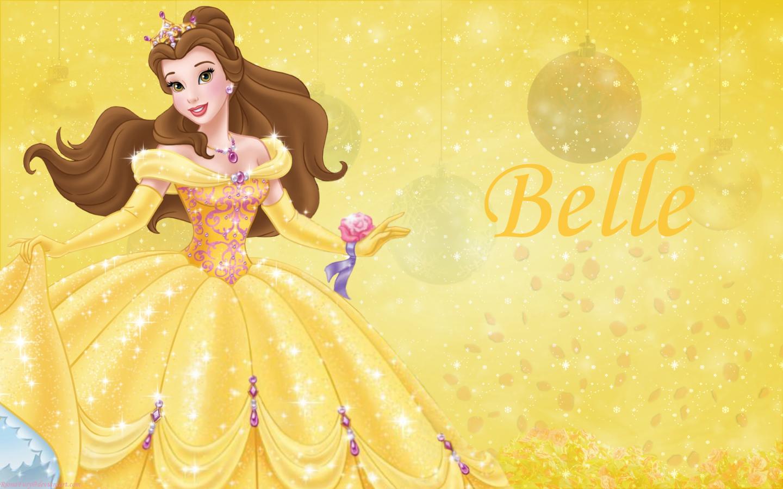 Disney Belle Wallpaper Wallpapersafari