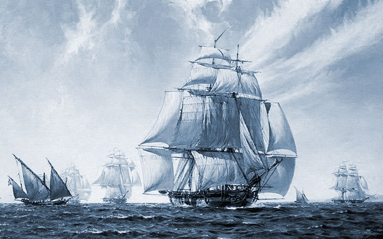 Tall Ships Desktop Wallpaper - WallpaperSafari