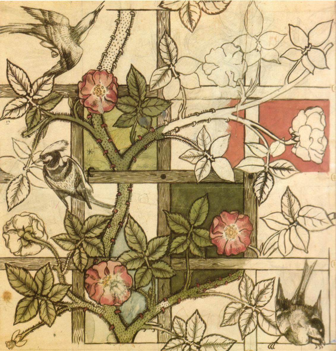 Desktop Wallpapers Pix William Morris 1131x1184