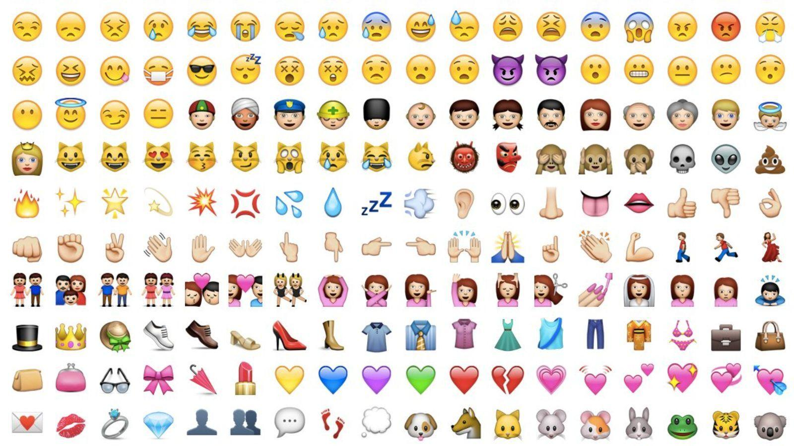 Emojis Wallpapers 1600x900