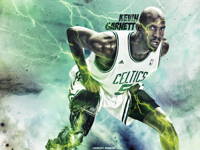 New Kevin Garnett Wife Celtics Dunk Wallpaper 640x479
