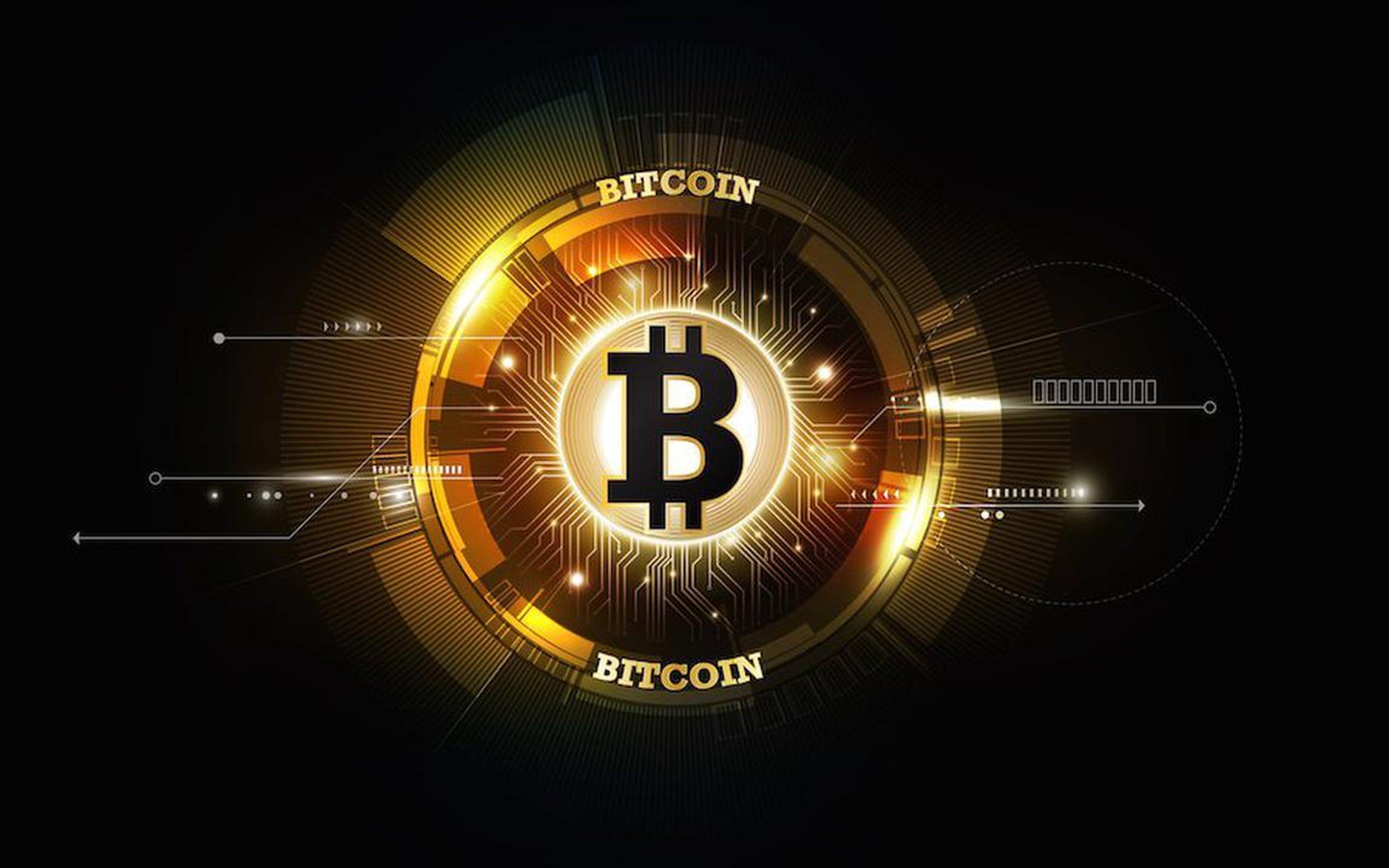 Bitcoin Wallpaper Full Hd 3840x2400