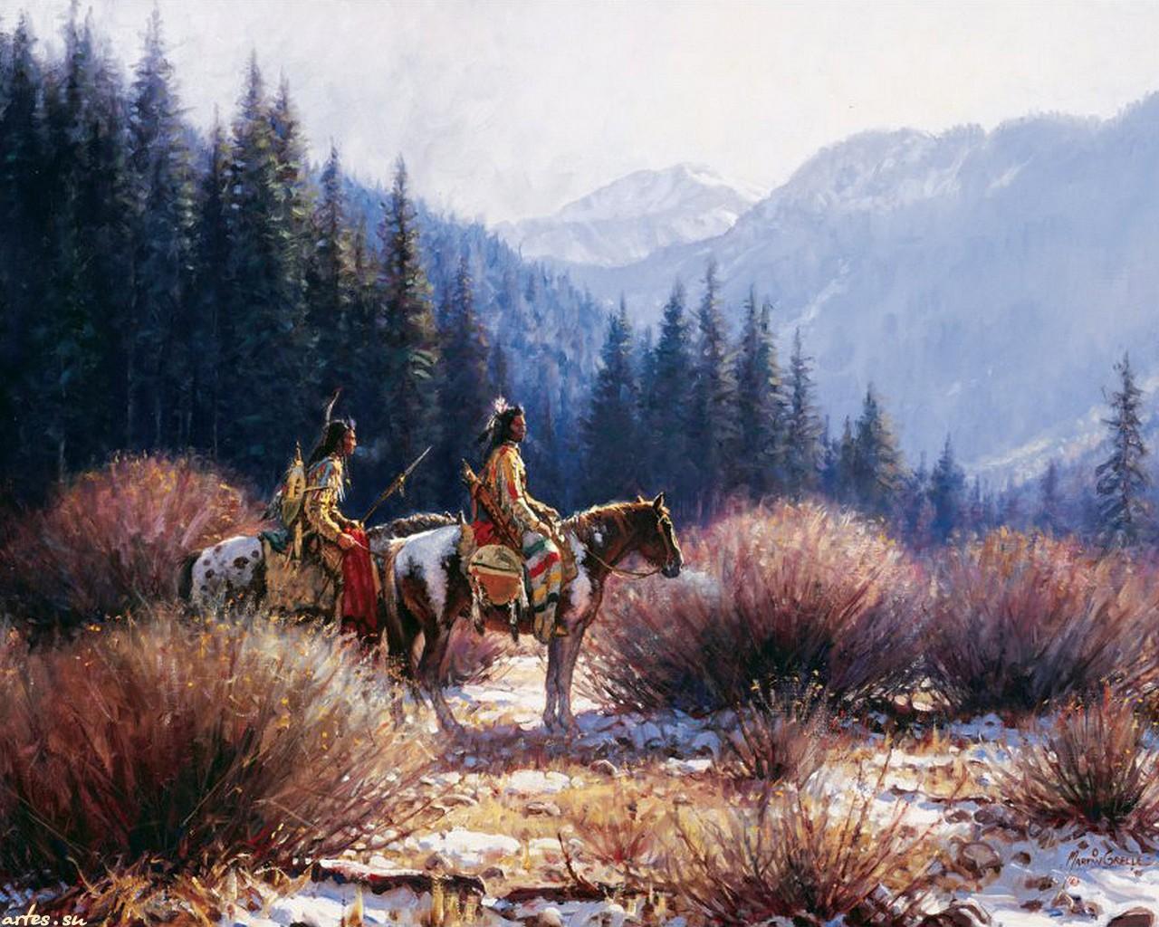 Free Native American Wallpapers   WallpaperSafari