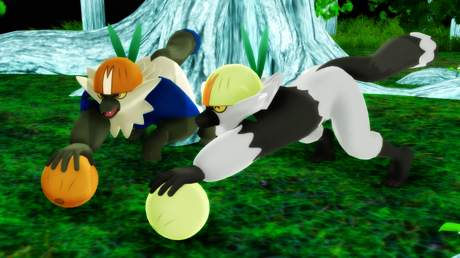 MMD PK Passimian DL by 2234083174 1920x1080